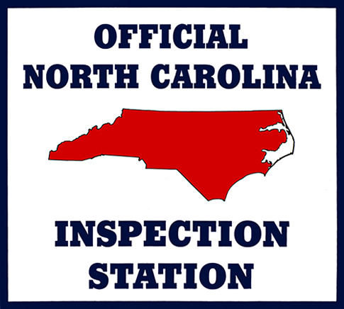 Official North Carolina Inspection Station